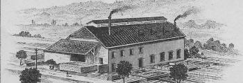 Eröffnung Dampfziegelei