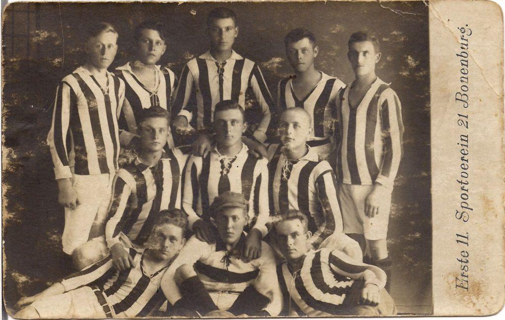 Gründung SV 1921 Bonenburg