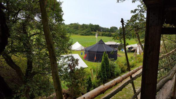 Zeltplatz Abenteuerland_Zelte