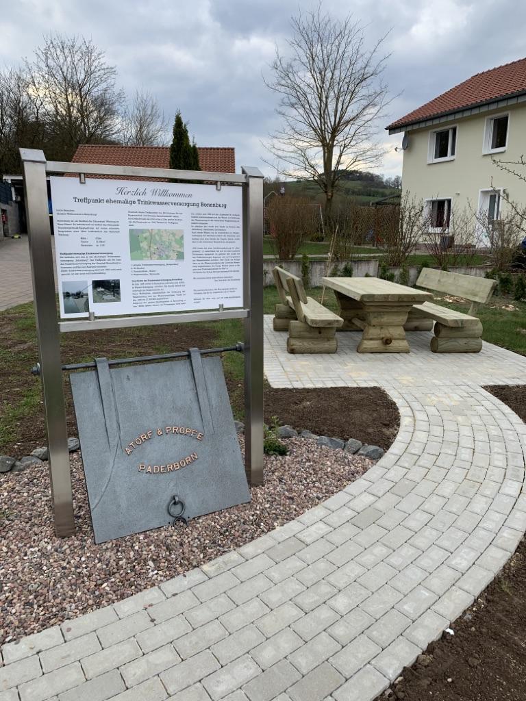 Ehemalige Trinkwasserversorgung Schattberg